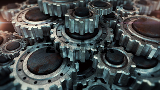 grunge metal gears