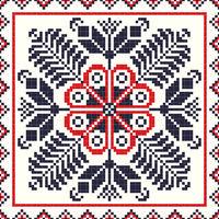 Romanian traditional pattern 87
