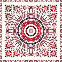 Romanian traditional pattern 94