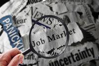 Job market and economy news headlines search