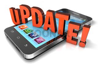 Smartphone-Update