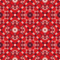 Romanian traditional pattern 27