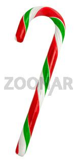 Isolated Candy Cane