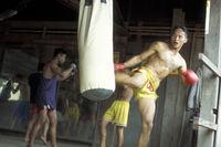 CAMBODIA PHNOM PENH MUAY THAY BOXING