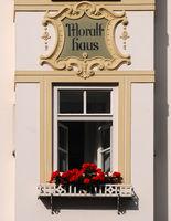 Bad Toelz Moralt House Detail