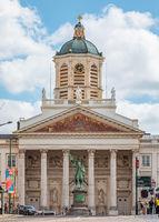 Church Saint-Jacques sur Coudenberg in Brussels