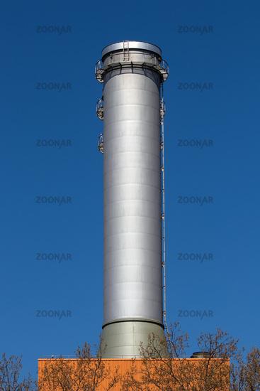 Berlin power plant 001. Germany