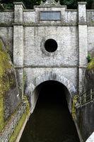 Ship tunnel in Weilburg an der Lahn