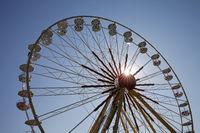 Ferris wheel, Havenwelten, Bremerhaven, Bremen, Germany, Europe