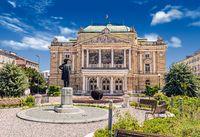 Croatian National Theatre Opera and Ballet in Rijeka