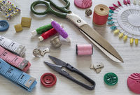 Sewing and accessories for needlework