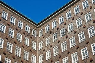 Altes Kontorhaus in Hamburg