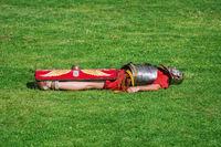 Defeated Roman Legionary