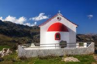 Church at Kanevas - Crete