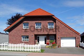 Klinkerhaus, Architektur, Deutschland
