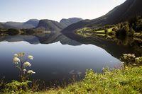 still lake norway