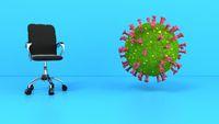 Swivel Chair Coronavirus