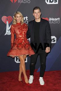 Chris Zylka and Paris Hilton