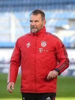 Co-Trainer Dirk Teschke  FC Bayern München II DFB 3.Liga Saison 2020-21