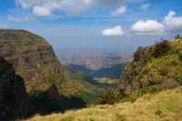 Simien mountains, Ethiopian highlands