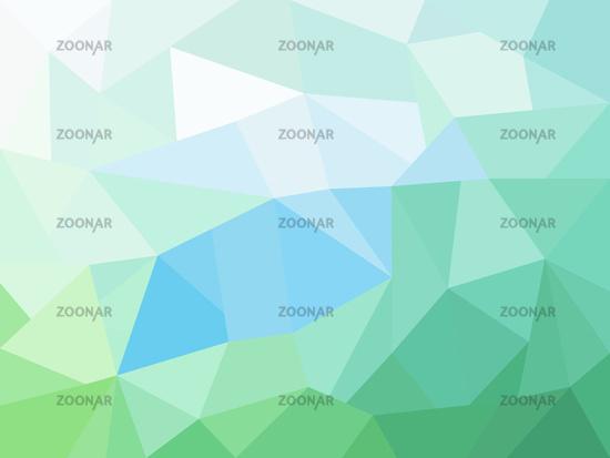 abstractgeometricgreenbluebackground2