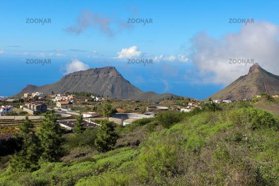 Landscape at Tenerife