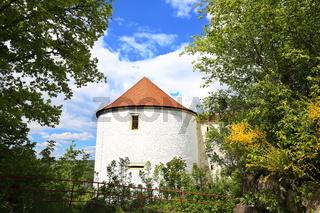 Burg Wildenstein bei Leibertingen