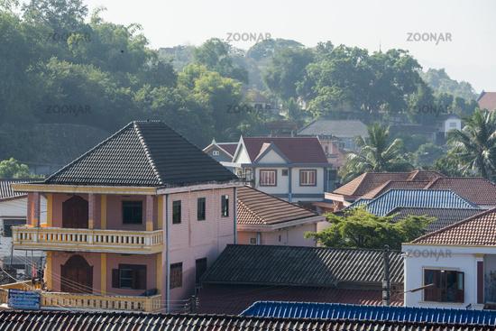 LAO HUAY XAY CITY CENTRE