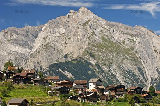 Municipality of Nendaz, Valais, Switzerland