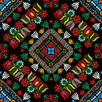 Hungarian embroidery pattern 37