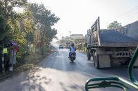 LAO HUAY XAY ROAD