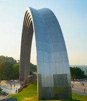 People's Friendship Arch Kiev, Ukraine