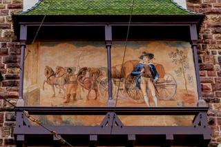 Fassadenbild am Stadttor