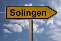 Wegweiser Solingen | signpost Solingen