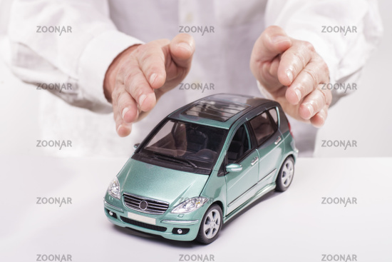Symbol photo car insurance