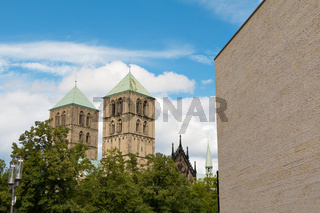St. Paul's Cathedral Muenster, North Rhine-Westphalia NRW