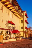 Grand Hotel in Jerome Arizona USA