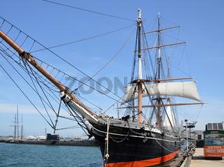 Museum Hafen am Pazifk, San Diego, Kalifornien