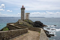 The Petit Minou Lighthouse in Brittany