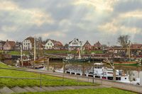 Greetsiel harbor
