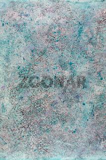 Grunge grey turquoise background.