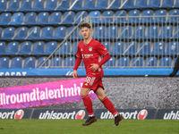 Angelo Stiller  FC Bayern München II DFB 3.Liga Saison 2020-21