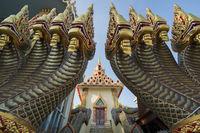 THAILAND KAMPHAENG PHET WAT SADEJ
