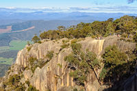 Mount Buffalo lookout - Bright