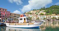 Porto Azzurro,Island of Elba,Tuscany,Italy