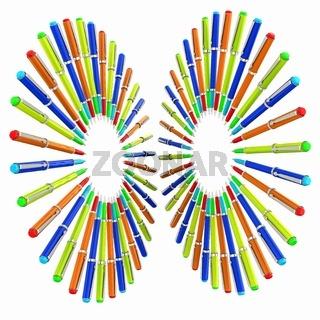 corporate pen design