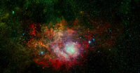 Galaxy by NASA. Elements of this image furnished by NASA