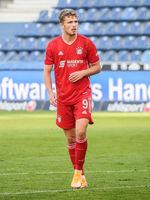 German footballer Jann-Fiete Arp FC Bayern Munich II DFB 3rd league season 2020-21