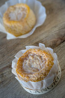 French soft cheese specialty Langres