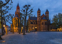 Cathedral in Maastricht - Netherlands